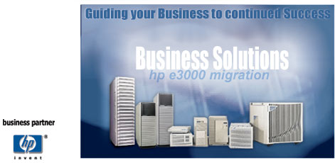 HP Business Partner in HP3000 Migrations, HP 3000 Hardware, HP9000